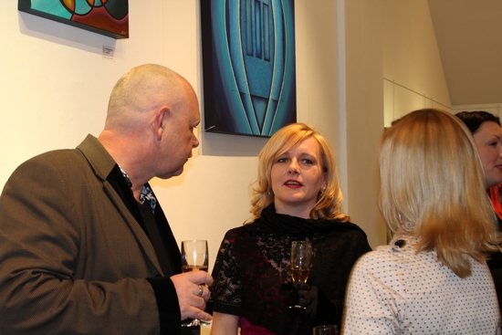 Photo from Elin's Private View